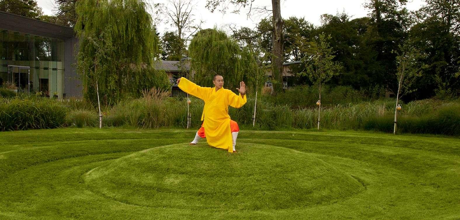 Shaolin Monks at Monart Spa; Monart Shaolin; Blog
