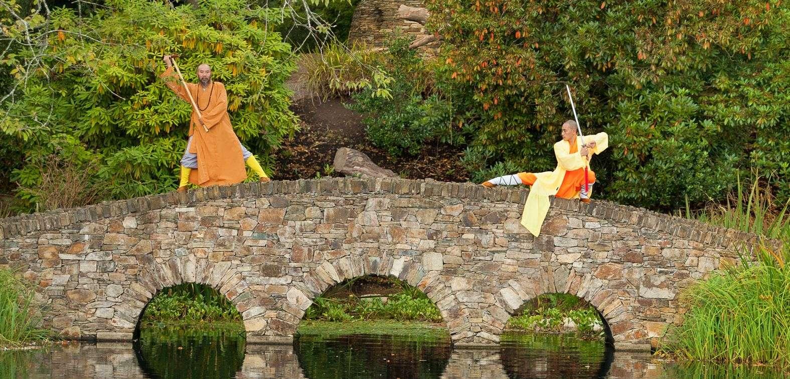 Shaolin at Monart Destination spa; Blog