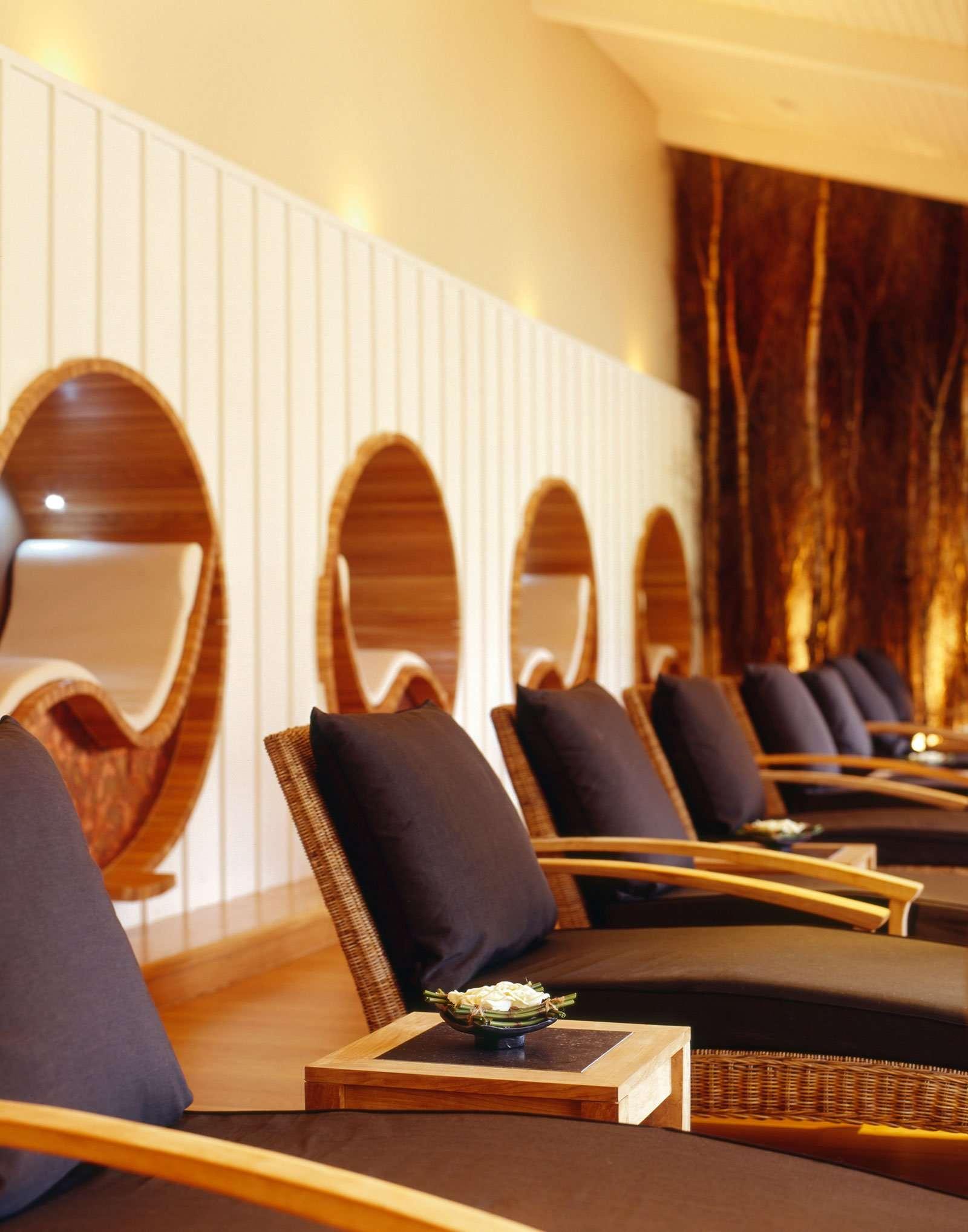 Light Relaxation room in Monart Spa; Blog