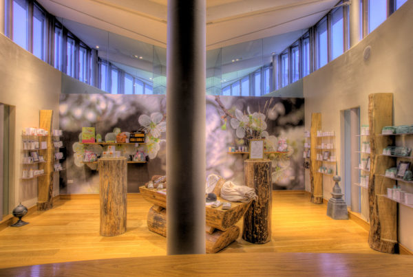 Shop in the Spa at Monart