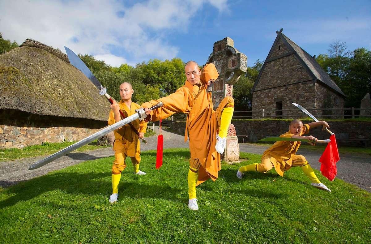 Shaolin; Monart; Blog; Culture night