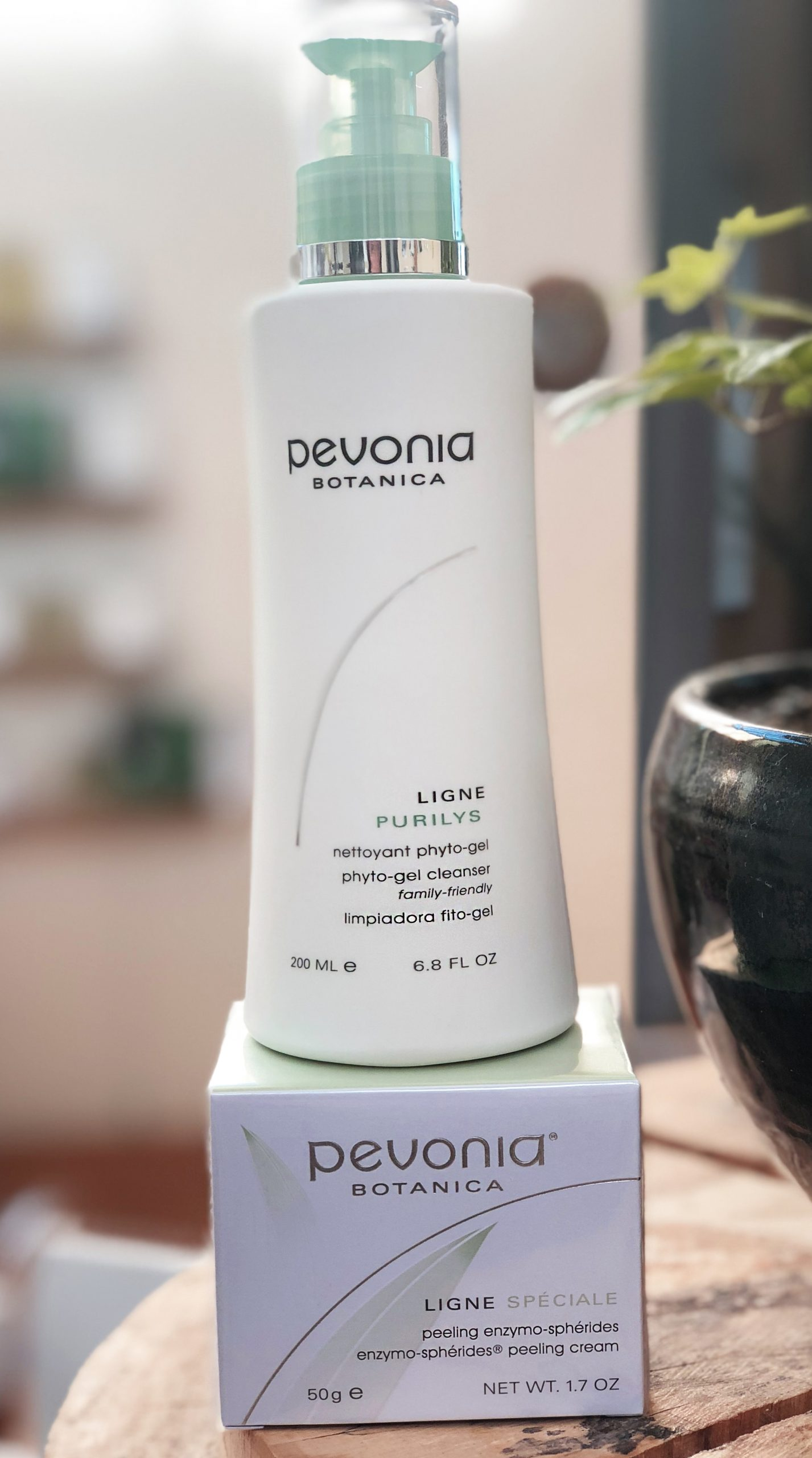 Phyto Gel Cleanser at Monart, Pevonia Products
